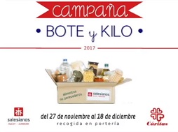 Iniciamos la campaña del Bote-kilo