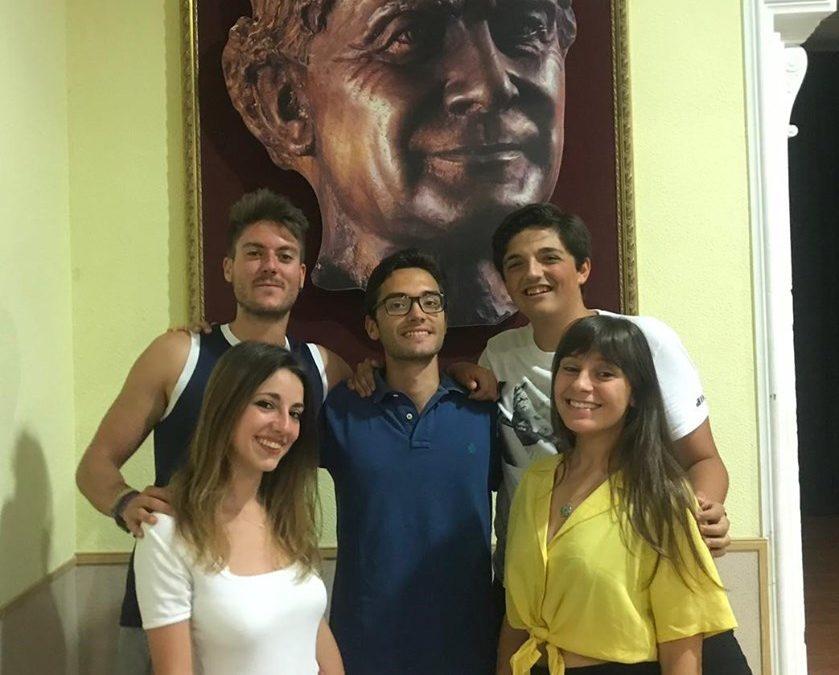 Nueva junta directiva en el Centro Juvenil Pinardi