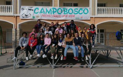 El Movimiento Juvenil Salesiano presente en el Campobosco 2020