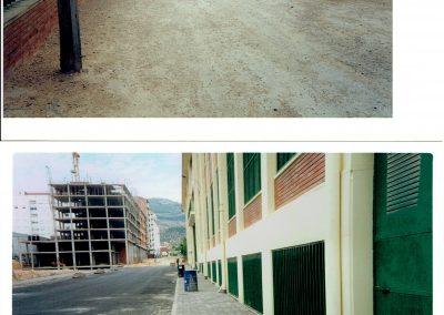 año 2002 asfaltado calle