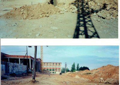 año 2002 obras nueva calle