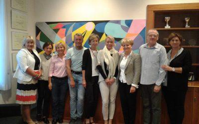 """Trento acoge una nueva reunión de coordinación del """"Teaching in the digital age"""""""