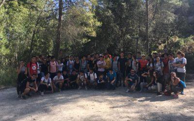 Nuestros alumnos de FP básica disfrutan de un día de convivencia en el Racó de Sant Bonaventura