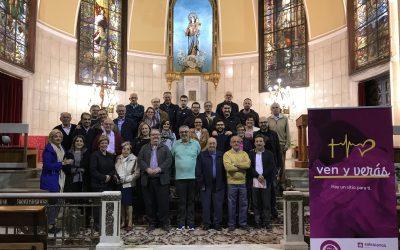 La Presencia Salesiana de Alcoy unida en la Oración