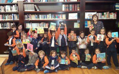 Día intenso para los alumnos de 5 años