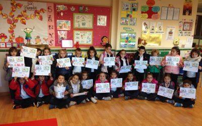 Educación infantil celebra el día internacional del niño