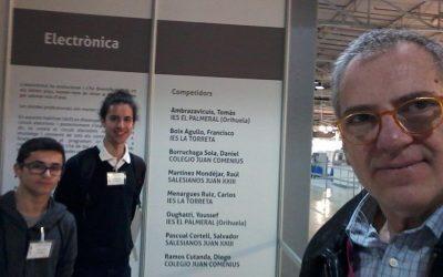 Saoro Pascual y Raúl Martínez ya están en la CV Skills de Alicante