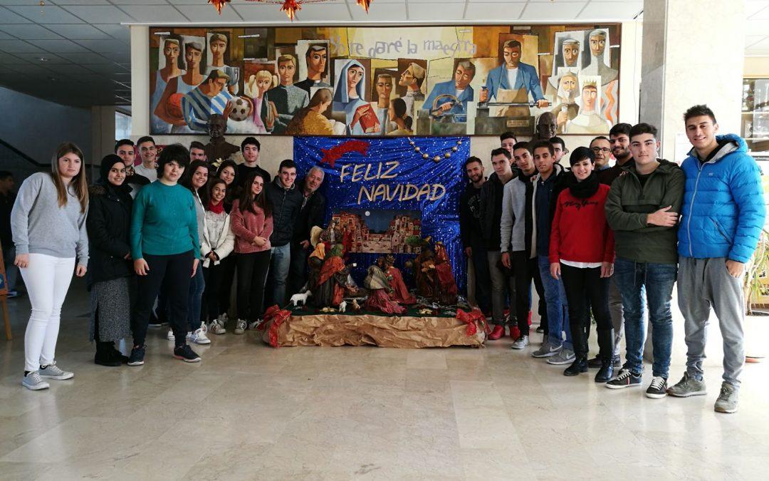 Ya es Navidad en Salesianos Juan XXIII