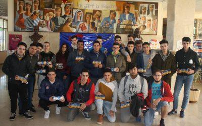 Finaliza la campaña de recogida de alimentos para Cáritas Alcoy