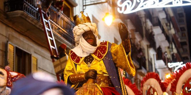 Los Reyes Magos llegan a Alcoy