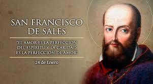24 de enero. San Francisco de Sales
