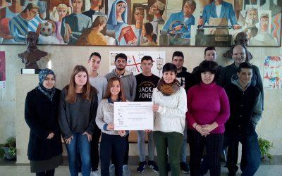 La Universidad Politécnica de Valencia reconoce las ideas emprendedoras de los alumnos del ciclo de gestión administrativa