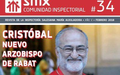 Ya puedes leer en nuestra web la revista de la Inspectoría María Auxiliadora