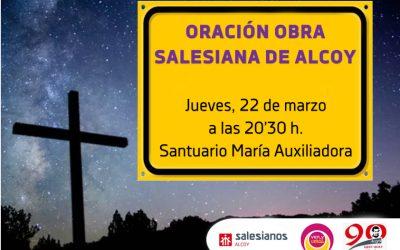 Oración de la Obra Salesiana de Alcoy para preparar la Semana Santa