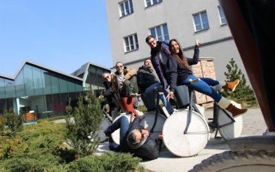 Un tiempo para el recuerdo: Erasmus+ en Polonia
