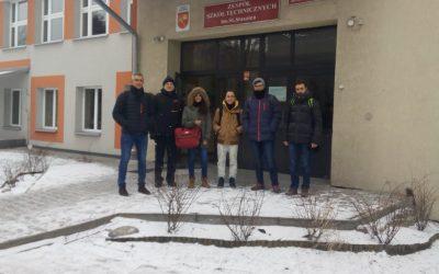 Experiència Erasmus+ en Nowy Targ (Polònia)