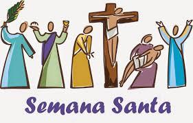 Horarios Celebraciones Semana Santa Parroquia