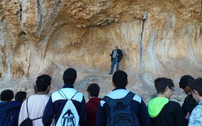 Visita a La Sarga i el Puig