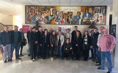 Salesianos Juan XXIII acoge esta semana un encuentro del Erasmus+ Teaching in the digital age