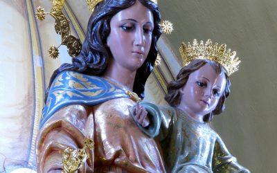Mes de María en nuestra parroquia