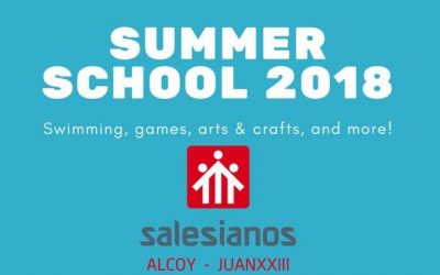 """En marcha nuestra Escuela de Verano """"Summer School 2018"""""""