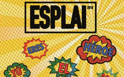 """Pistoletazo de salida a la 21ª edición del """"ESPLAI d´ESTIU"""" organizado por el Centro Juvenil Pinardi"""
