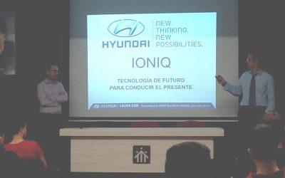 El vehículo híbrido y el eléctrico, protagonistas de la 2ª conferencia de la IIFP