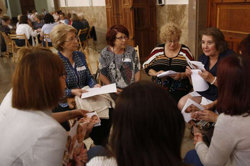 Nuestras catequistas asisten a un encuentro diocesano en Xàtiva