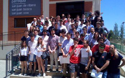 49ª Promoción de alumnos/as de Formación Profesional