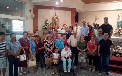 Bendecida la nueva imagen de Don Bosco de la parroquia
