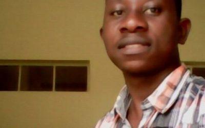 Norbert Mamba, nuevo salesiano de la Comunidad de Alcoy