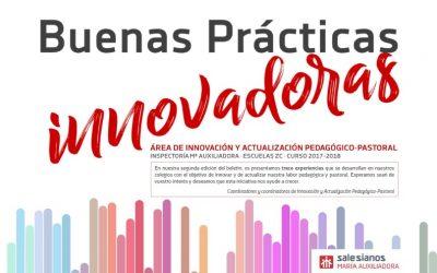Publicado el boletín de buenas prácticas innovadoras 2017-2018