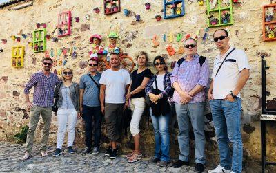 La ciudad turca de Edremit acoge el encuentro de coordinación del Erasmus+ Teaching in a digital age