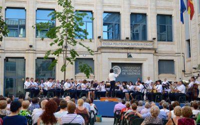 La Banda Primitiva d´Alcoi celebra el seu tradicional Concert d'Estiu