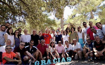 «El pozo de Sicar» del claustro de profesores/as