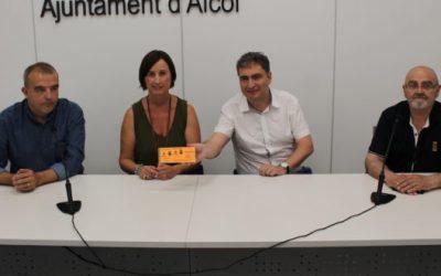 Bono bus solidario para los usuarios del economato de Cáritas de Alcoy