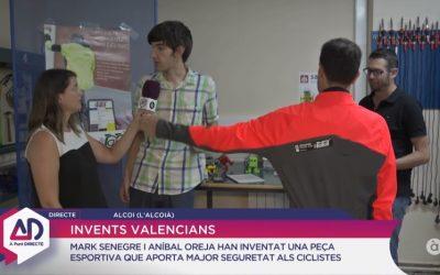 À Punt connecta en directe amb el nostre col·legi per destacar el Projecte MaIOT com invent valencià