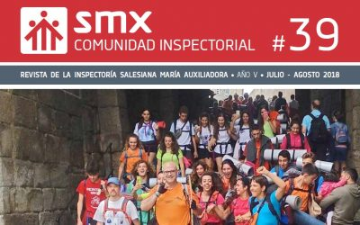 Caminos de Santiago, protagonistas de la Revista SMX 39