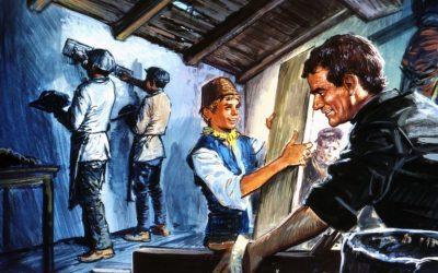 Don Bosco cumple 203 años