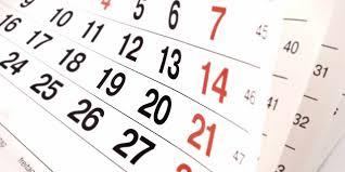 El calendario laboral NO coincide con el escolar