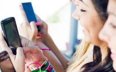 Alerta sobre el aumento considerable de adicciones al móvil