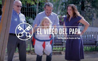 El vídeo del Papa: La familia, un tesoro