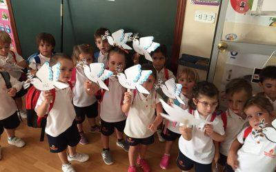 Día de la Paz en Educación Infantil