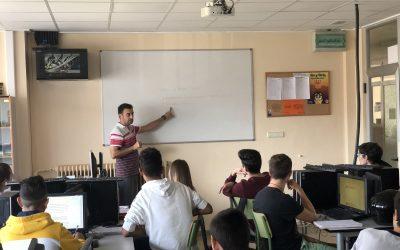 Sergi Llinares, nominado a mejor docente del año 2018 en España