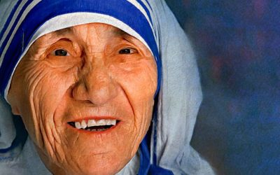 Hoy recordamos a Madre Teresa de Calcuta
