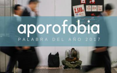 """""""Aporofobia"""", la palabra que significa """"rechazo a los pobres"""""""
