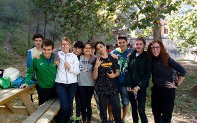 Convivencia de inicio de curso de los alumnos de FPB