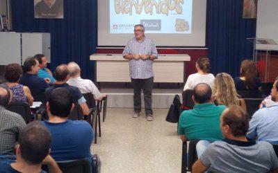 El equipo docente inicia el curso con numerosas reuniones