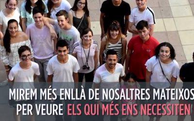 #SENTIRSEUNMÉS – «Primer, els últims»