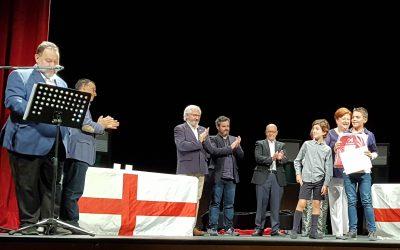 L'alumne de 6é, Xavi Sempere Martínez, obté un accèssit al concurs de pintura «Silvestre Vilaplana»